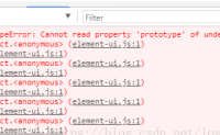 转载:浏览器报错 Uncaught TypeError: Cannot read property 'prototype' of undefined 的解决办法
